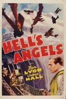 Hell's Angels movie poster (1930) picture MOV_a9d5a878