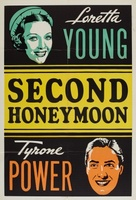 Second Honeymoon movie poster (1937) picture MOV_a9d771e2