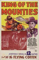 King of the Mounties movie poster (1942) picture MOV_a9db2734
