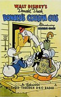 Donald's Cousin Gus movie poster (1939) picture MOV_a9e33d1a