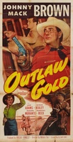 Outlaw Gold movie poster (1950) picture MOV_a9f45dbf