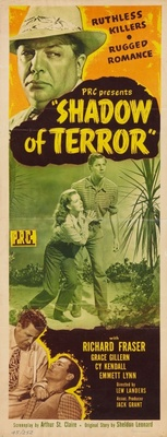 Shadow of Terror movie poster (1945) poster MOV_a9f8b6c4