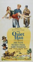The Quiet Man movie poster (1952) picture MOV_a9fa3c53