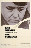 The Sergeant movie poster (1968) picture MOV_a9fb2043