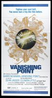 Vanishing Point movie poster (1971) picture MOV_b8a81fbc