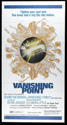 Vanishing Point movie poster (1971) poster MOV_a9ff2d8e