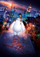 Big Hero 6 movie poster (2014) picture MOV_aa05140f