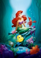 The Little Mermaid movie poster (1989) picture MOV_aa08fa7c