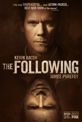 The Following movie poster (2012) poster MOV_aa09725b