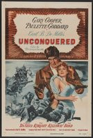 Unconquered movie poster (1947) picture MOV_aa0c110c