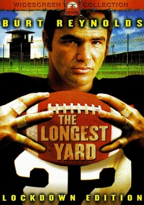 The Longest Yard movie poster (1974) poster MOV_aa0df9e9