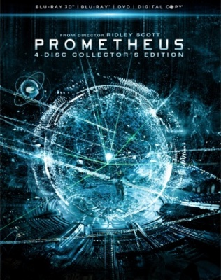 Prometheus movie poster (2012) poster MOV_aa0ecf18