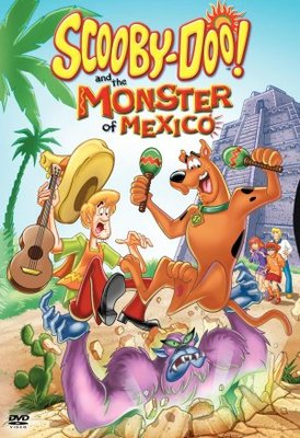 Scooby-Doo! and the Monster of Mexico movie poster (2003) poster MOV_aa14c384