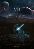 Star Wars: Episode VII movie poster (2015) picture MOV_aa268092