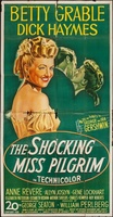 The Shocking Miss Pilgrim movie poster (1947) picture MOV_aa3849a8