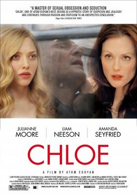 Chloe movie poster (2009) poster MOV_aa38af25