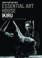 Ikiru movie poster (1952) picture MOV_aa3e424e
