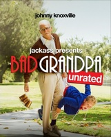 Jackass Presents: Bad Grandpa movie poster (2013) picture MOV_aa3fe7b8