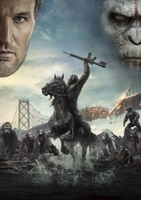 Dawn of the Planet of the Apes movie poster (2014) picture MOV_aa415f7c