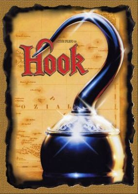 Hook movie poster (1991) poster MOV_aa41b1b5