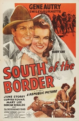 South of the Border movie poster (1939) poster MOV_aa443c8f