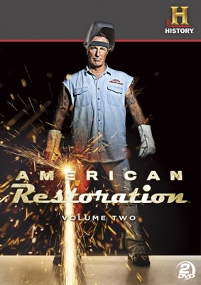 American Restoration movie poster (2010) poster MOV_aa4812a8