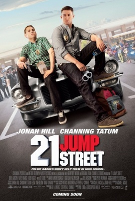 21 Jump Street movie poster (2012) poster MOV_aa4a3d65