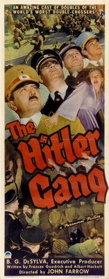 The Hitler Gang movie poster (1944) poster MOV_aa5269d0