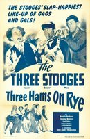 Three Hams on Rye movie poster (1950) picture MOV_aa547609