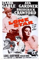 Lone Star movie poster (1952) picture MOV_f6ac6eb3