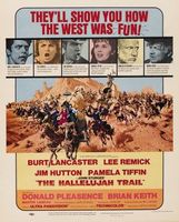 The Hallelujah Trail movie poster (1965) picture MOV_aa5f59ff