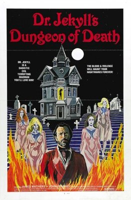Dr. Jekyll's Dungeon of Death movie poster (1982) poster MOV_aa60702a