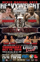 Bellator Fighting Championships movie poster (2009) picture MOV_9fee636e