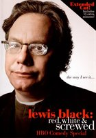 Lewis Black: Red, White and Screwed movie poster (2006) picture MOV_aa6d3e6d