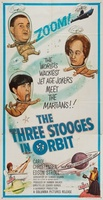 The Three Stooges in Orbit movie poster (1962) picture MOV_aa786c93