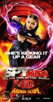 Spy Kids 4: All the Time in the World movie poster (2011) picture MOV_aa7a0415