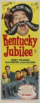 Kentucky Jubilee movie poster (1951) poster MOV_aa7db177