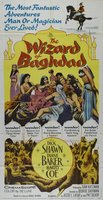 The Wizard of Baghdad movie poster (1960) picture MOV_aa824cf4