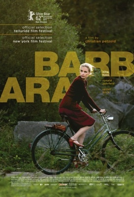 Barbara movie poster (2012) poster MOV_aa8dc536