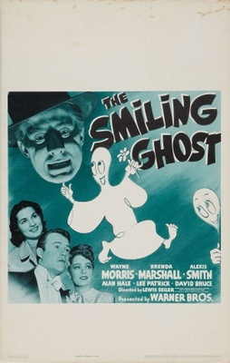 'The Smiling Ghost' movie poster (1941) poster MOV_aa8ffa60