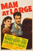 Man at Large movie poster (1941) picture MOV_aa95a98d