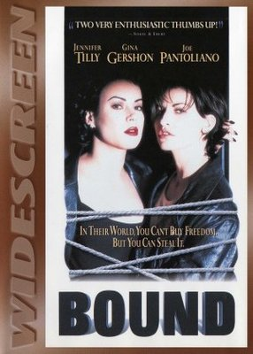 Bound movie poster (1996) poster MOV_aa9d9e13