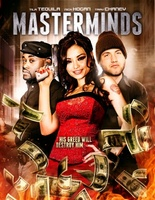 Masterminds movie poster (2012) picture MOV_aaa866ee