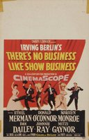There's No Business Like Show Business movie poster (1954) picture MOV_aaa87acb
