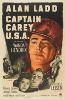 Captain Carey, U.S.A. movie poster (1950) picture MOV_aaac5dd0