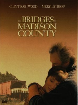 The Bridges Of Madison County movie poster (1995) poster MOV_aaafe34e