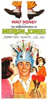 The Misadventures of Merlin Jones movie poster (1964) picture MOV_aabb5e5b