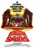 Kingdom of the Spiders movie poster (1977) picture MOV_aabb7a9e