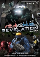 Red vs. Blue: Revelation movie poster (2010) picture MOV_aac459a5