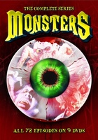 Monsters movie poster (1988) picture MOV_aac751b1